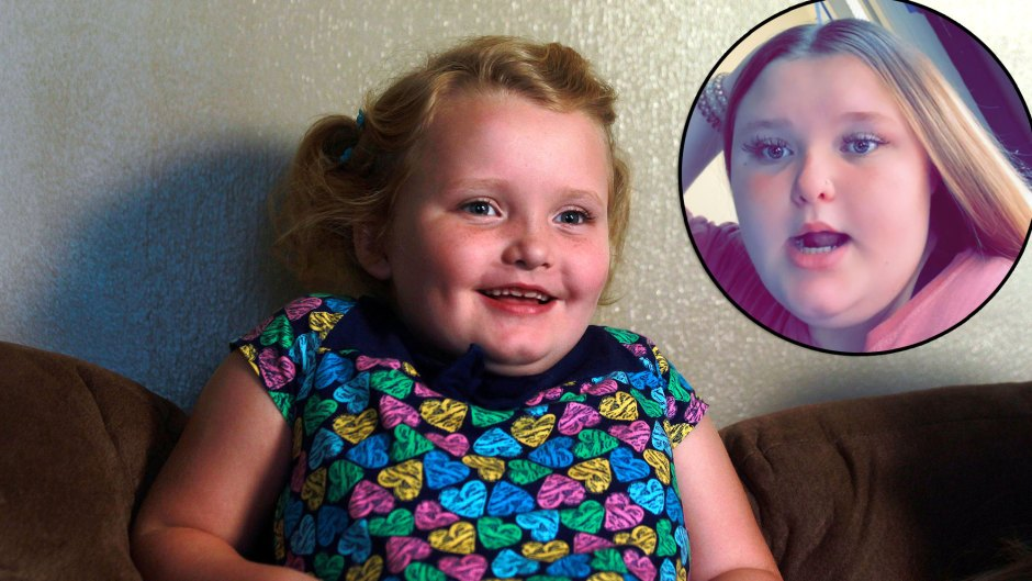 Honey Boo Boo Reveals Weight Loss Plans After Sharing New Selfie Looking So Grown Up