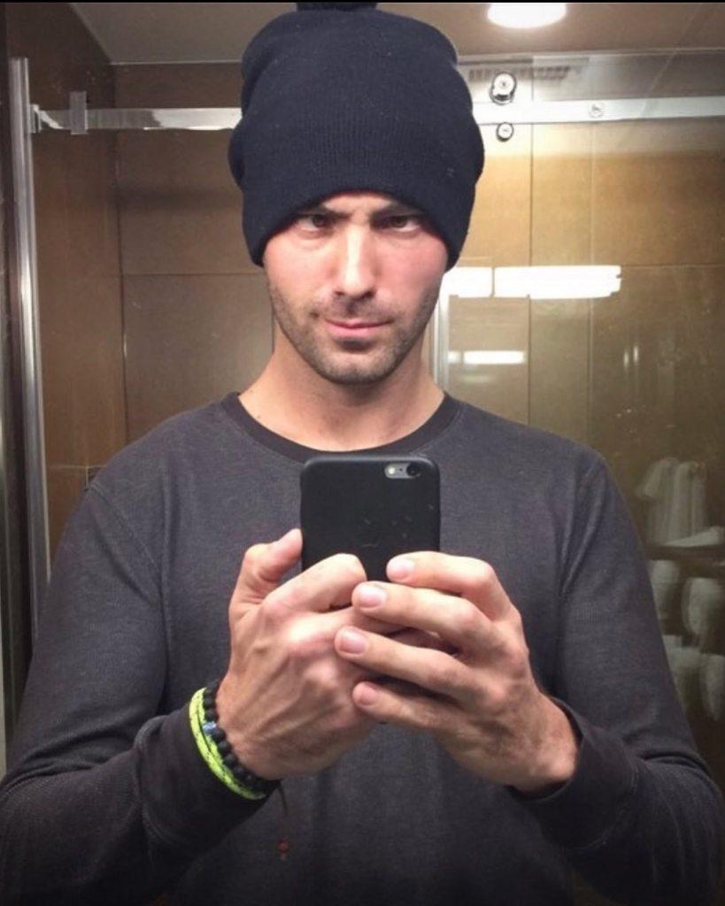 Jeff Dye Funny Selfie