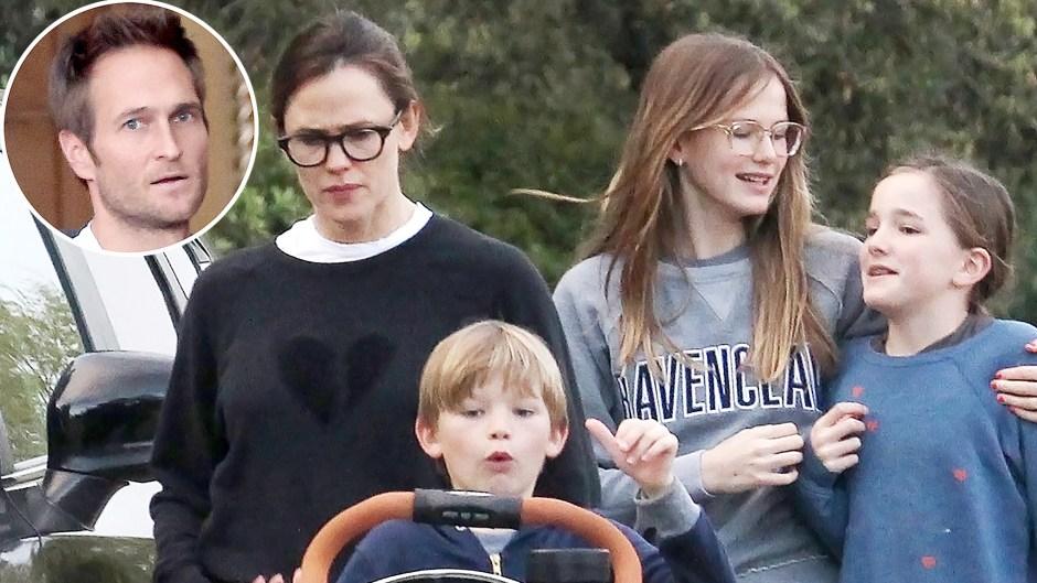 Jen Garner Kids Miss Having Her Ex John Miller Around Following Their Split