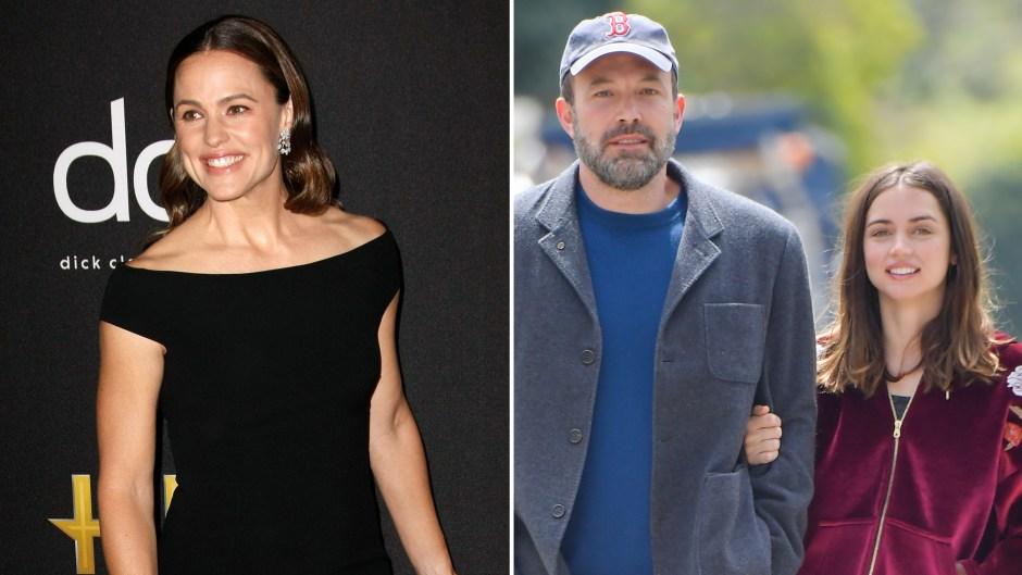 Jennifer Garner 'Happy' for Ben Affleck Amid Ana de Armas Romance