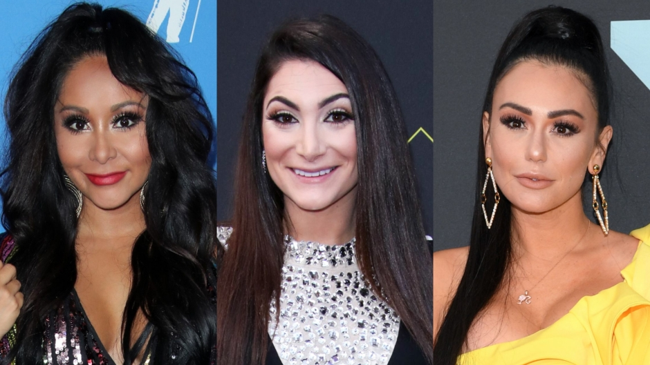 'Jersey Shore' Stars Congratulate Deena Cortese on Pregnancy Announcement: 'So Excited for You'
