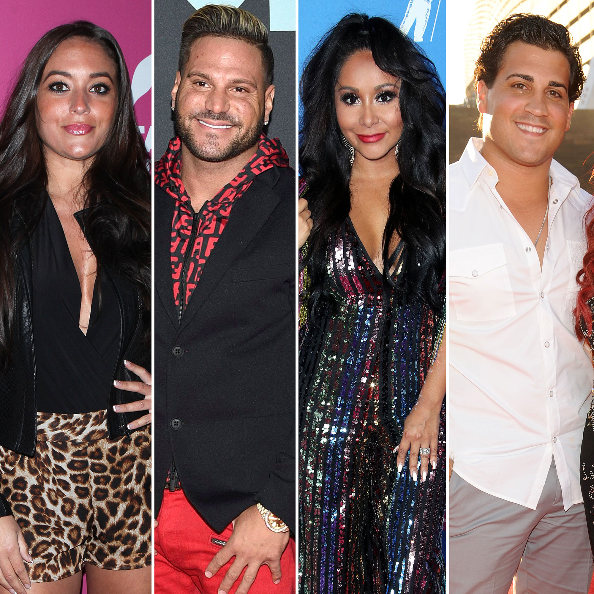 Which 'Jersey Shore' Couples Are Still Together? Find Out!