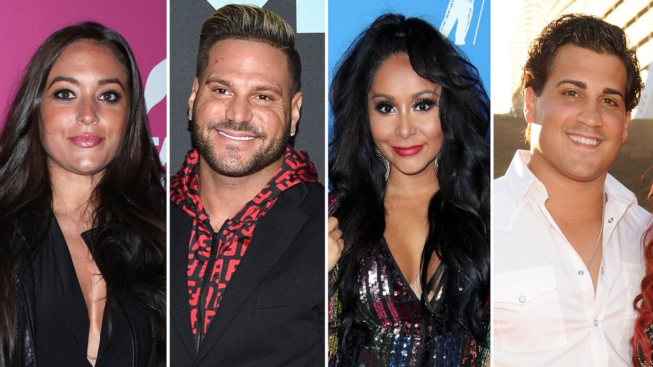 Jersey Shore Couples Are Still Together