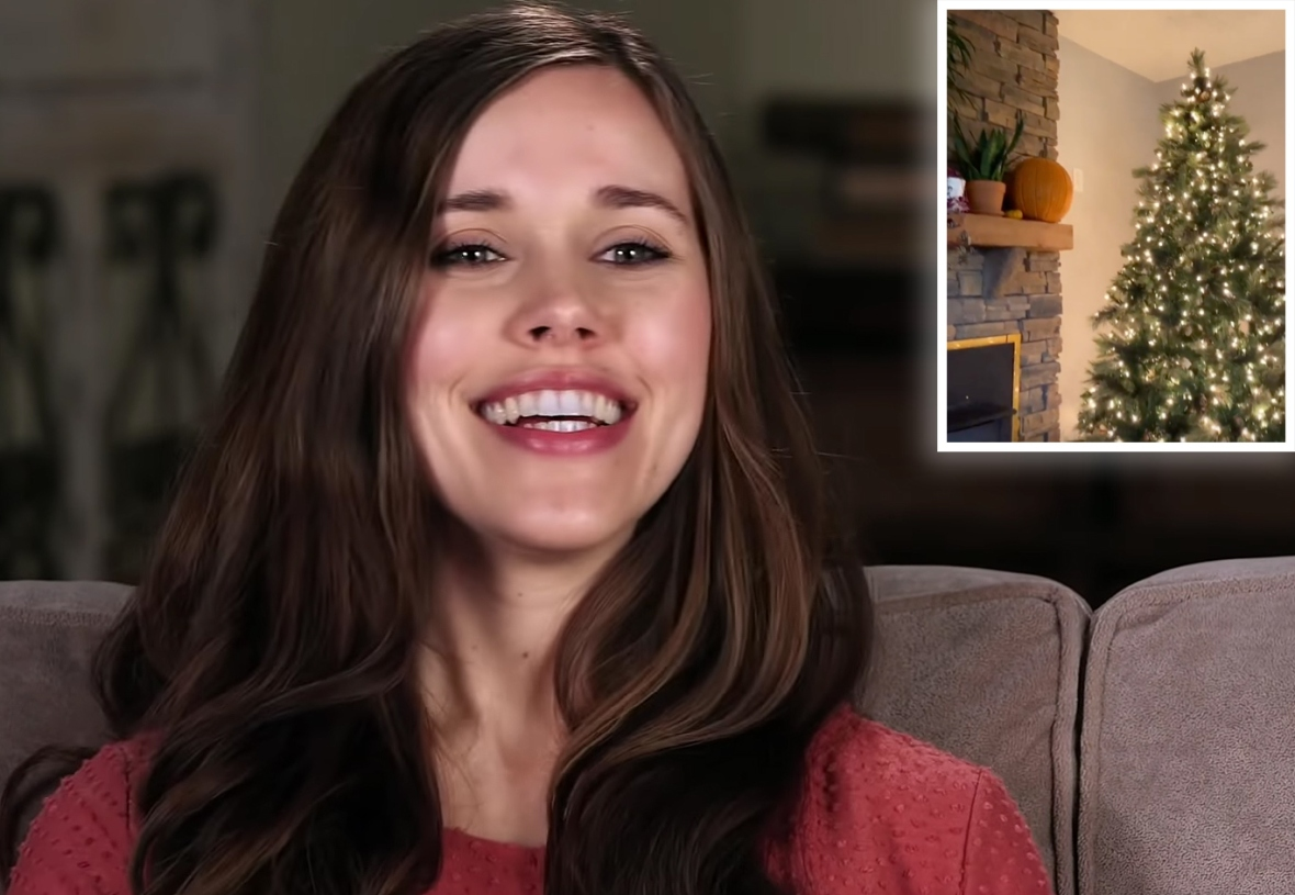 Jessa Duggar Says She Couldn't Help Herself With Holiday Decor Ahead of Thanksgiving
