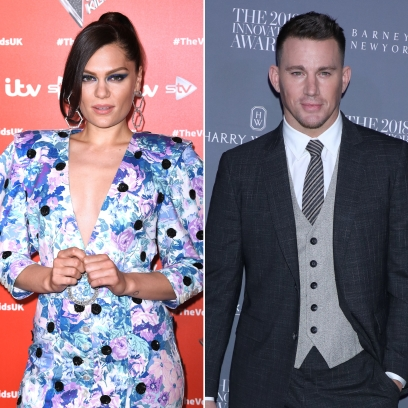 Jessie J Posts About 'Unhealthy Love' After Channing Tatum Split