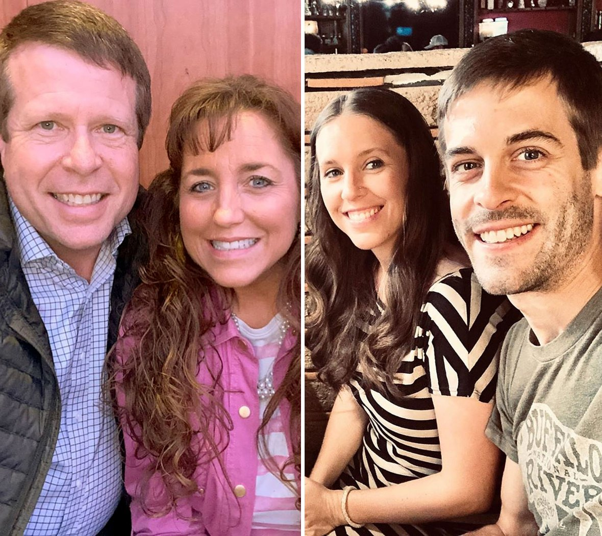 Jim Bob and Michelle Duggar Speak Out Amid Jill Duggar Revelations About Family Drama