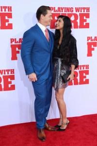John Cena, Shay Shariatzadeh Celebrity Weddings 2020