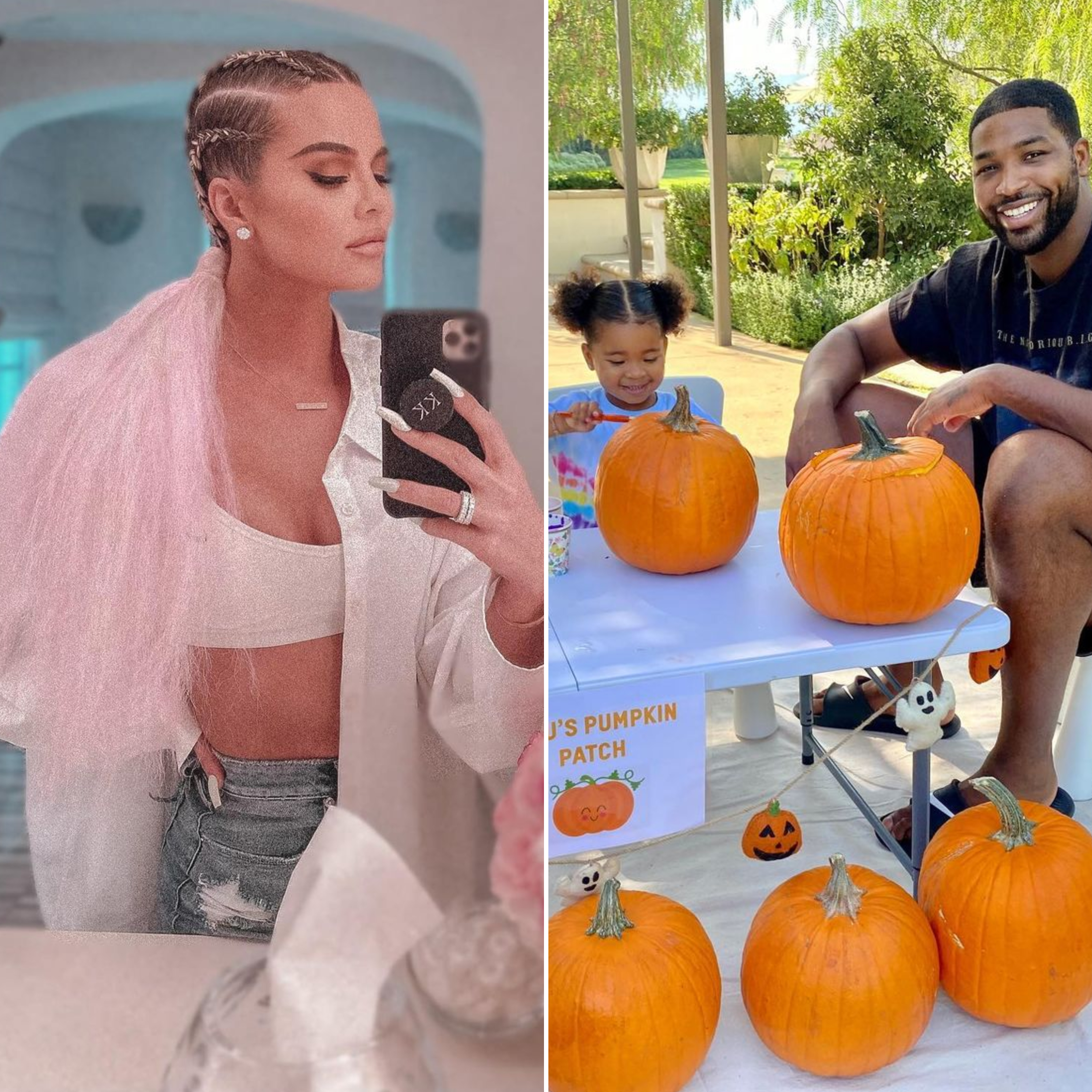 Staying Mum! Khloe Kardashian Dodges Question About Rekindled Relationship With Tristan Thompson