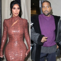 Kim Kardashian Cries in Letterman Interview Amid Kanye Drama