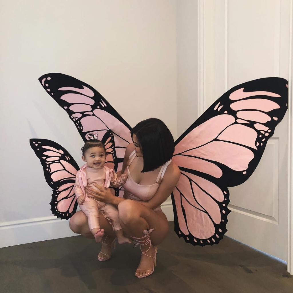 Kylie Jenner Reveals the Meaning Behind Her 'Matching Little Butterfly Tattoos' With Travis Scott