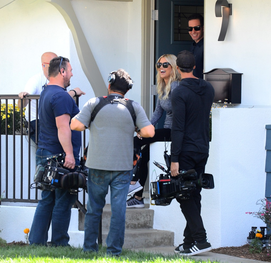 Christina Anstead Reflects on Flip or Flop With Ex Tarek El Moussa