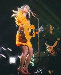 Maren Morris Performing in Nashville