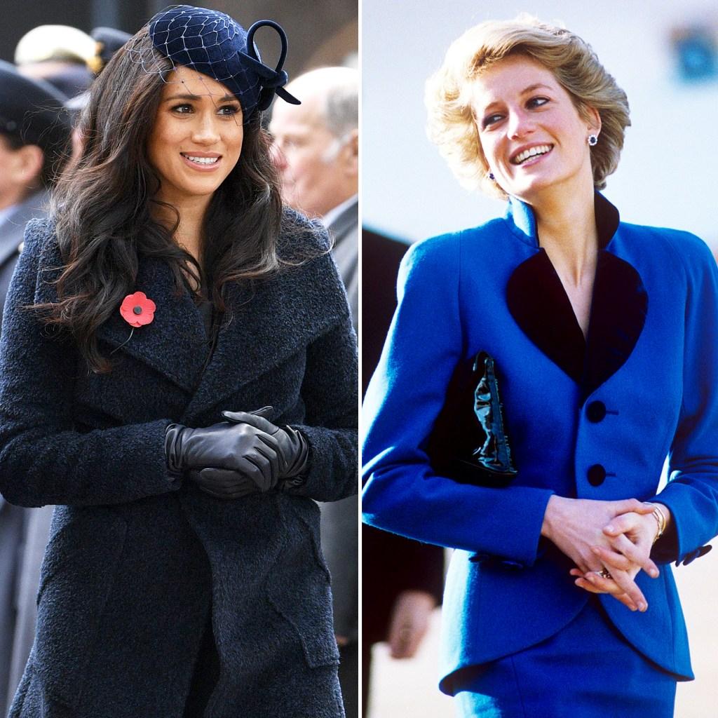 Meghan Markle Princess Diana Royal Family Secrets Exposed New Doc