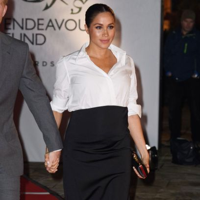 Meghan Markle 'Hated' the Royal 'PDA Ban' and 'Sexist Traditions'