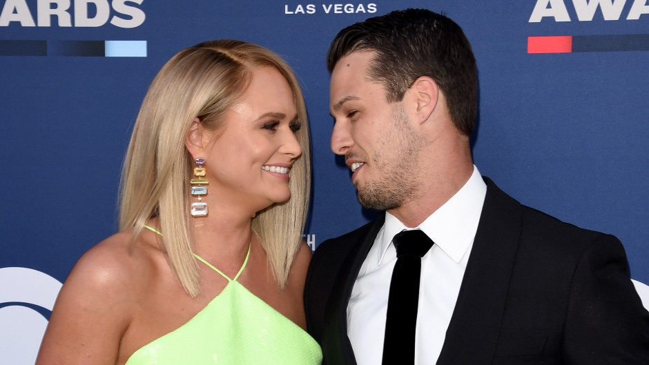 Miranda Lambert Gushes Over Shirtless Husband Brendan
