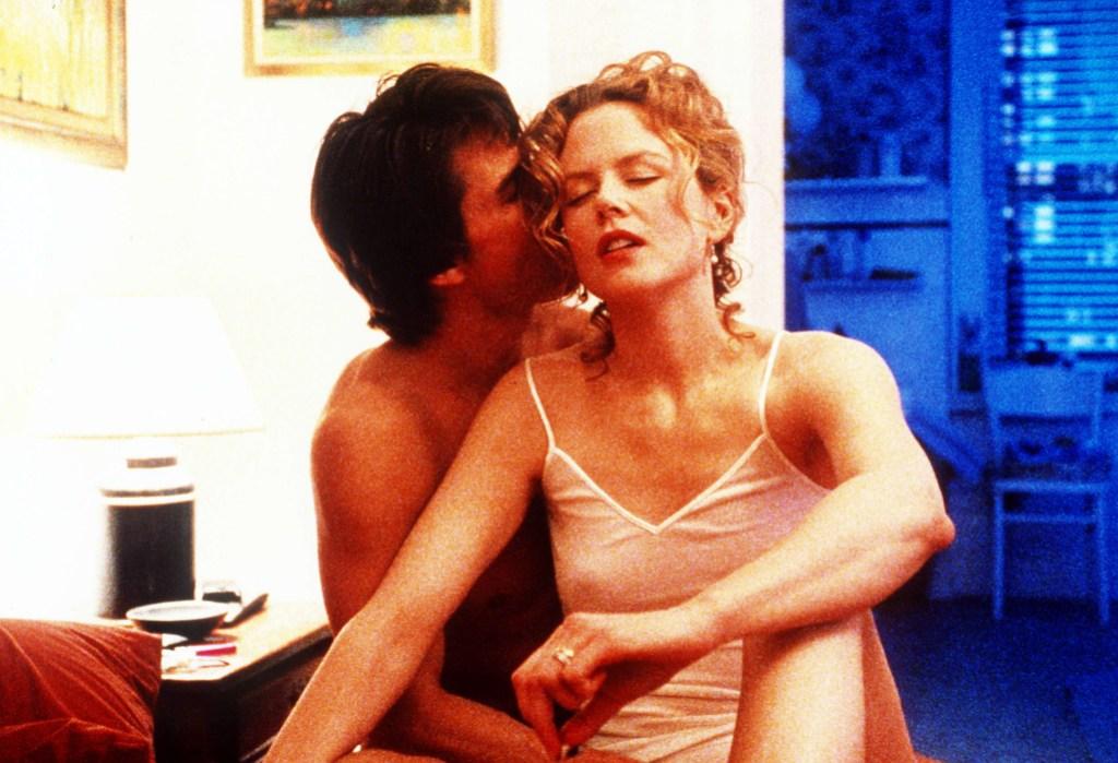 Nicole Kidman Tom Cruise Eyes Wide Shut