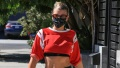 Sofia Richie Shows Off Her Toned Tummy in a Crop Top Following Scott Disick Split