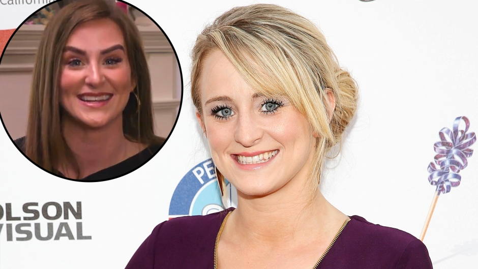 Teen Mom's Leah Messer Shuts Down Plastic Surgery Speculation After Throwback Clip From '16 & Pregnant' Fuels Rumors