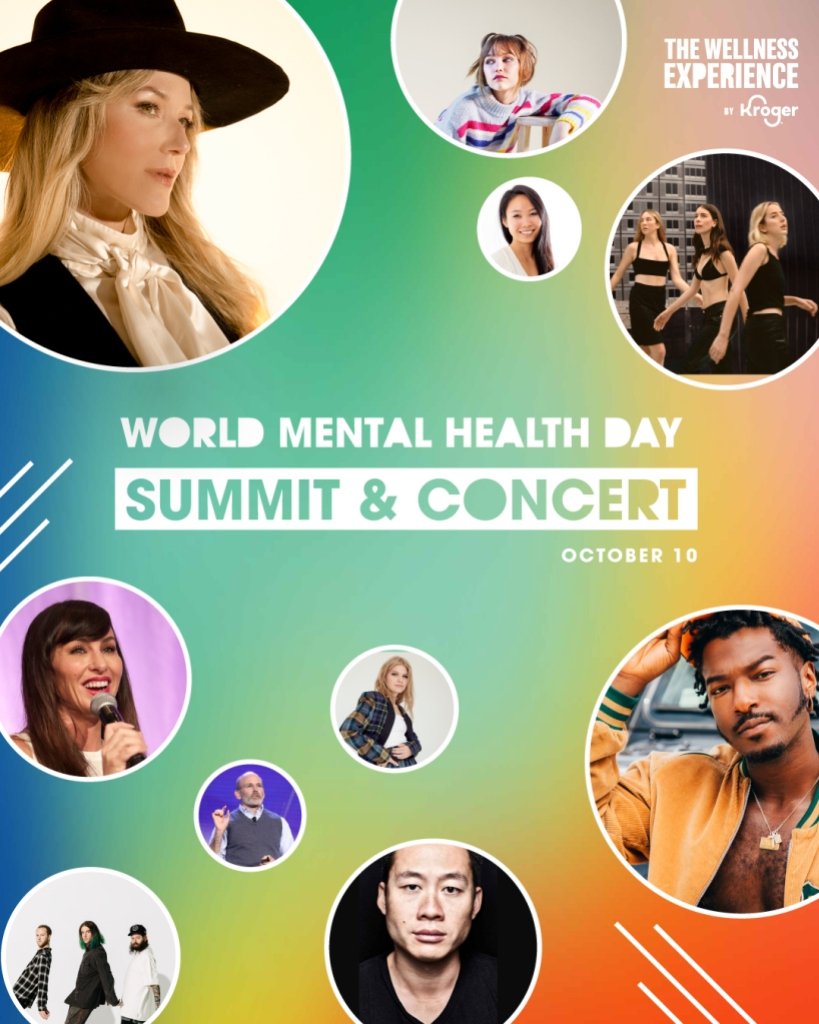 The Wellness Experience Summit Concert Has an All-Star Lineup