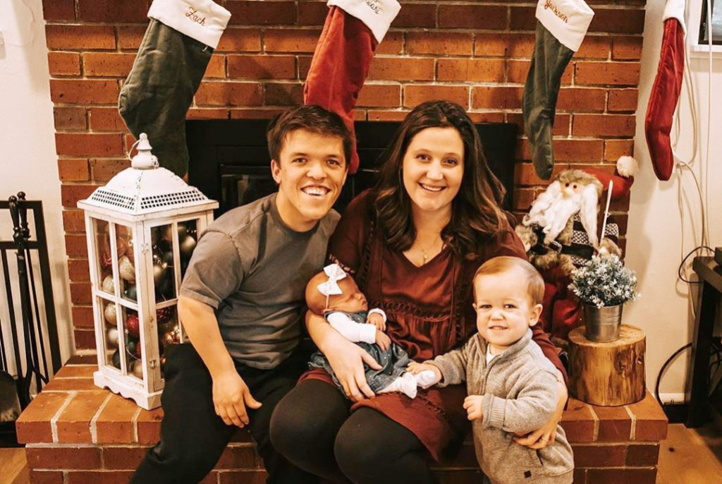 Tori Roloff Denies She Is Pregnant With Her and Zach Roloff Third Child