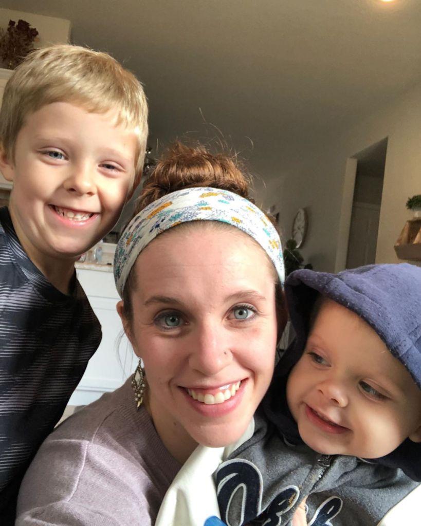 Who Are Jill Duggar's Kids