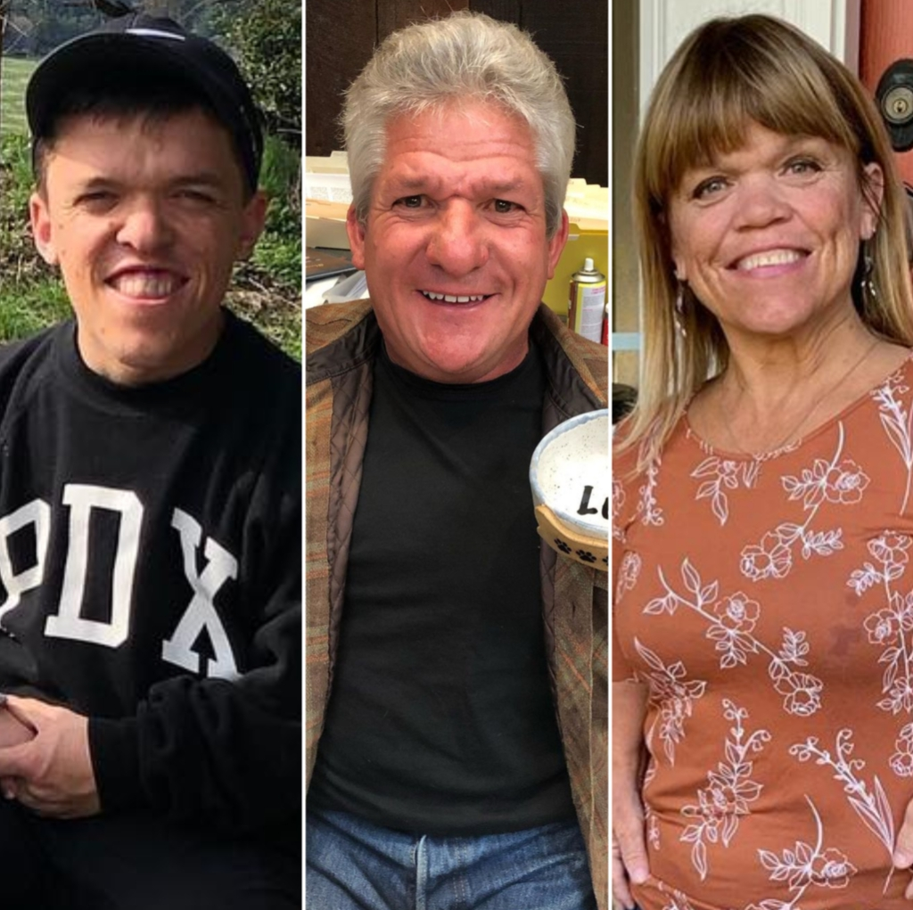 Zach Roloff Gives Update on Matt and Amy's Relationship