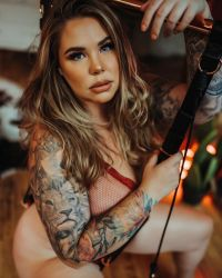 Kailyn Lowry Post-Baby Photo Shoot