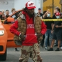 offset detained by police trump rally
