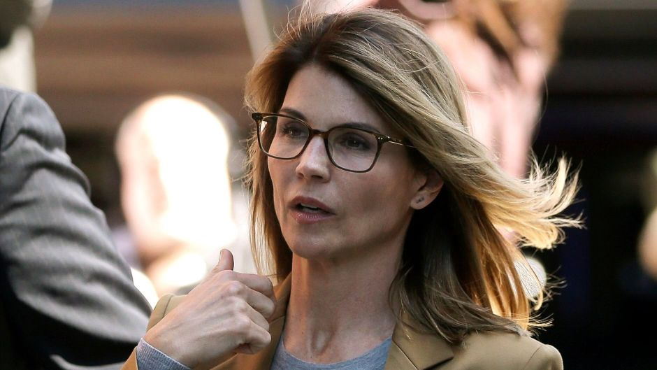 Lori Loughlin Reports to Prison After College Admissions Scandal