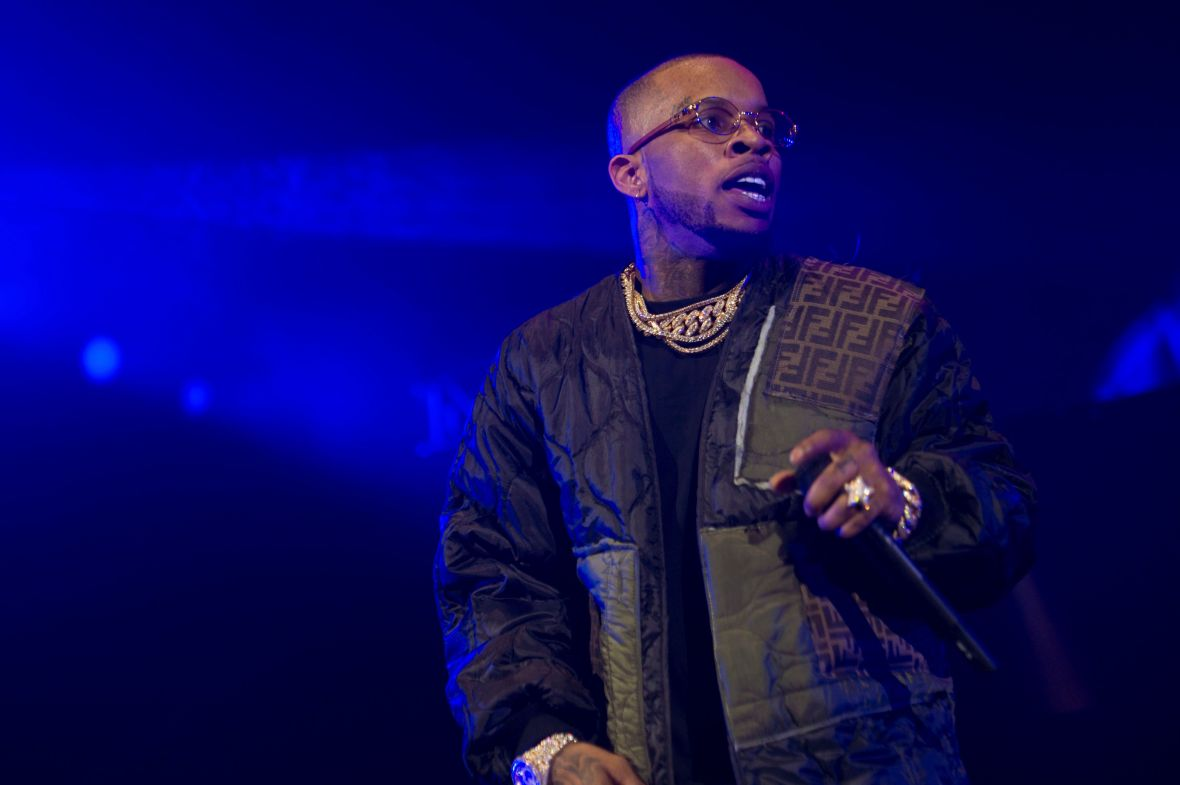 Tory Lanez Charged for Shooting