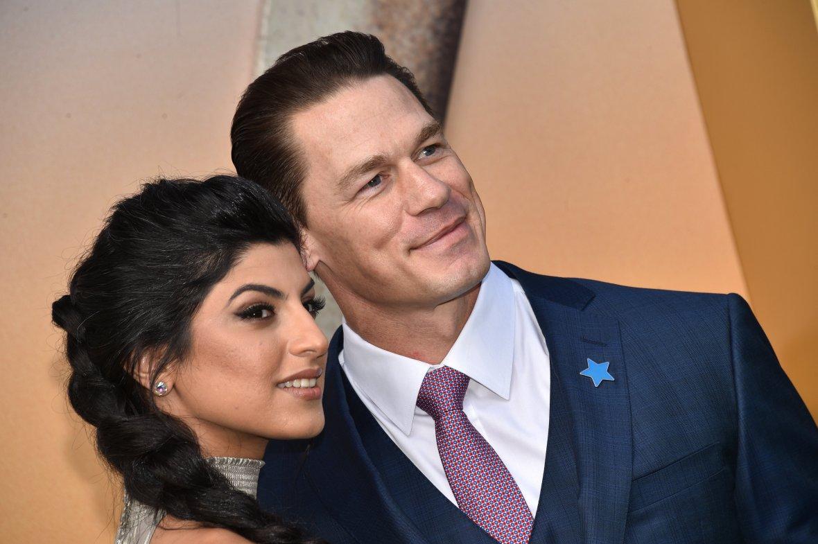 John Cena Marries Shay