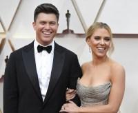 Scarlett Johansson and Colin Jost Married