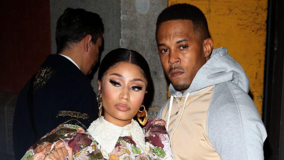 Nicki Minaj Gave Birth to a Baby Boy With Husband Kenneth Petty