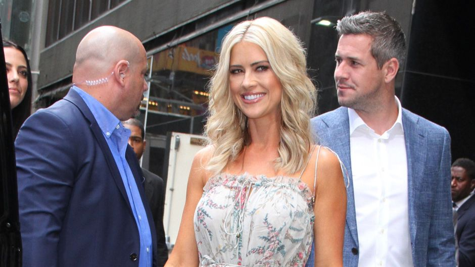 Christina Anstead Isn't 'Worried' About Divorce Drama With Ant