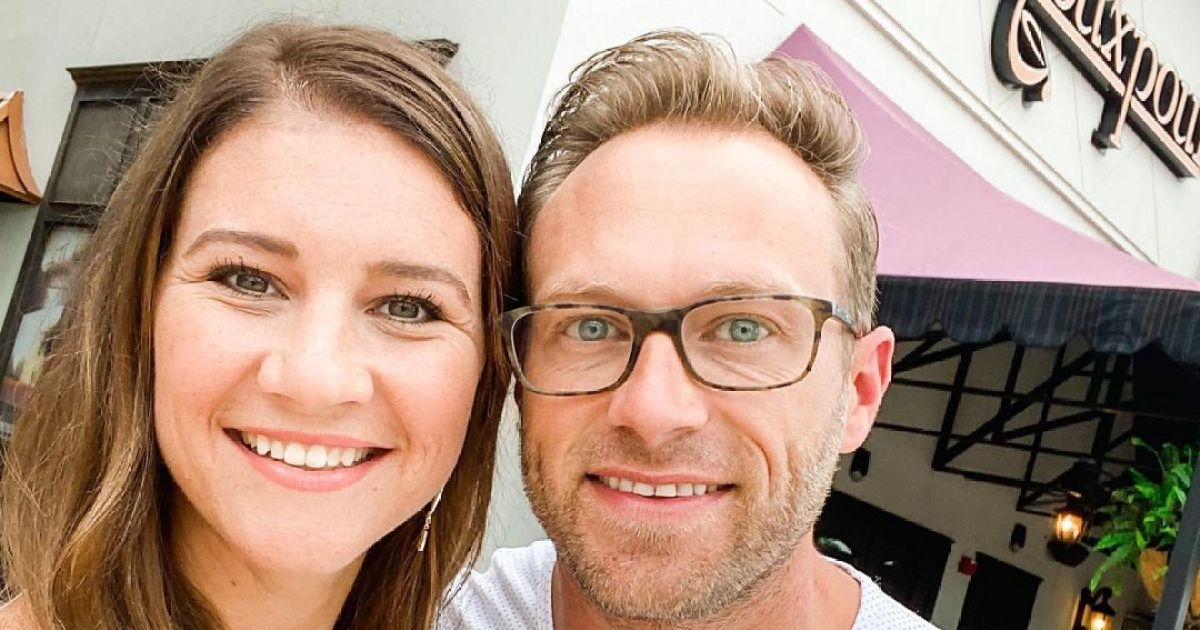 Danielle Busby gushes over Adam for 15th wedding anniversary