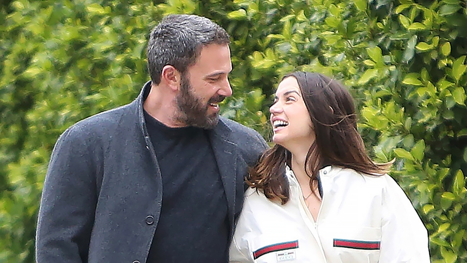 Ana de Armas Fuels Engagement Rumors With Ben Affleck in Steamy Reunion Photos