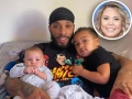 Chris Lopez Adores His Boys See Photos of Kailyn Lowry's Ex Bonding With Their Sons Lux and Creed