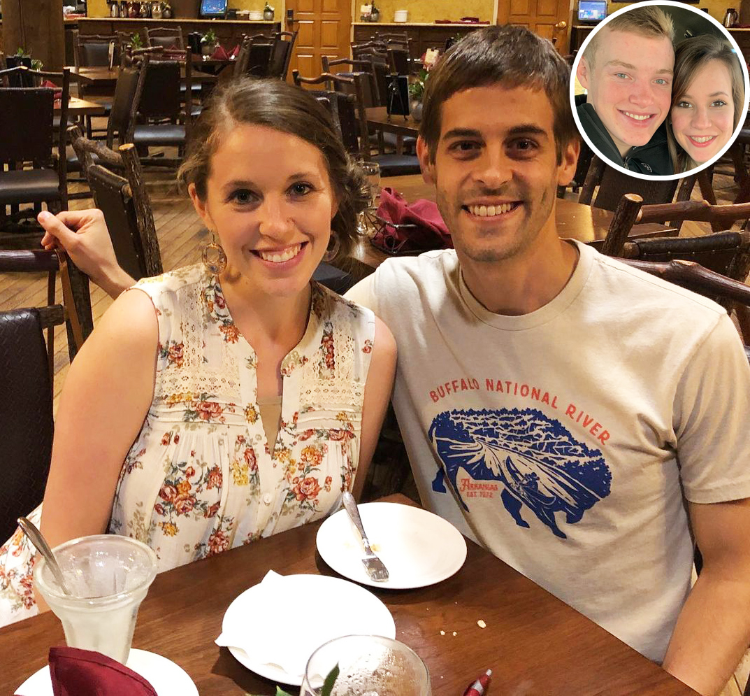 Derick Dillard and Jill Duggar React to Her Younger Brother Justin's Engagement at 18