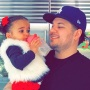 Dream Kardashian Is a Daddy's Girl
