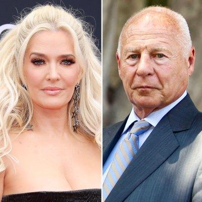 Erika Jayne Asks Estranged Husband Tom Girardi Spousal Support Amid Divorce