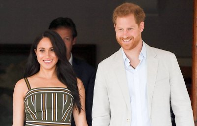 Inside Prince Harry Meghan Markle Thanksgiving Plans Celebrate Small Give Back'