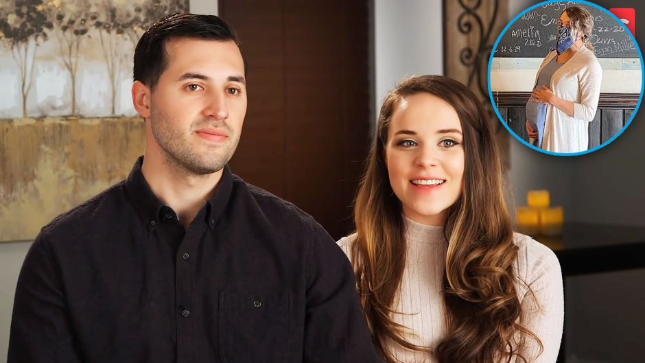 Jeremy Vuolo and Jinger Duggar Are Getting Creative While Trying to Have Her Go Into Labor