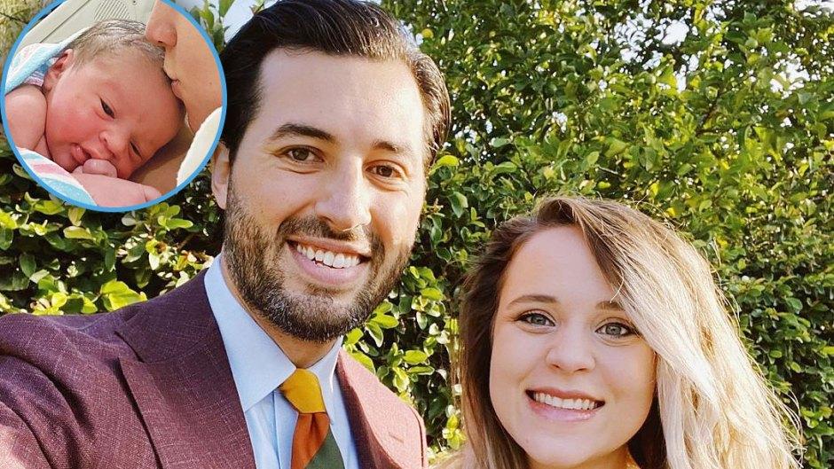 Jinger Duggar and Jeremy Vuolo Newborn Daughter Evangeline Is Precious See Her Baby Photo Album