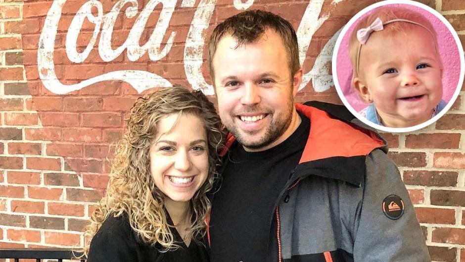 John David and Abbie Duggar Share New Milestone Photos of Baby Grace
