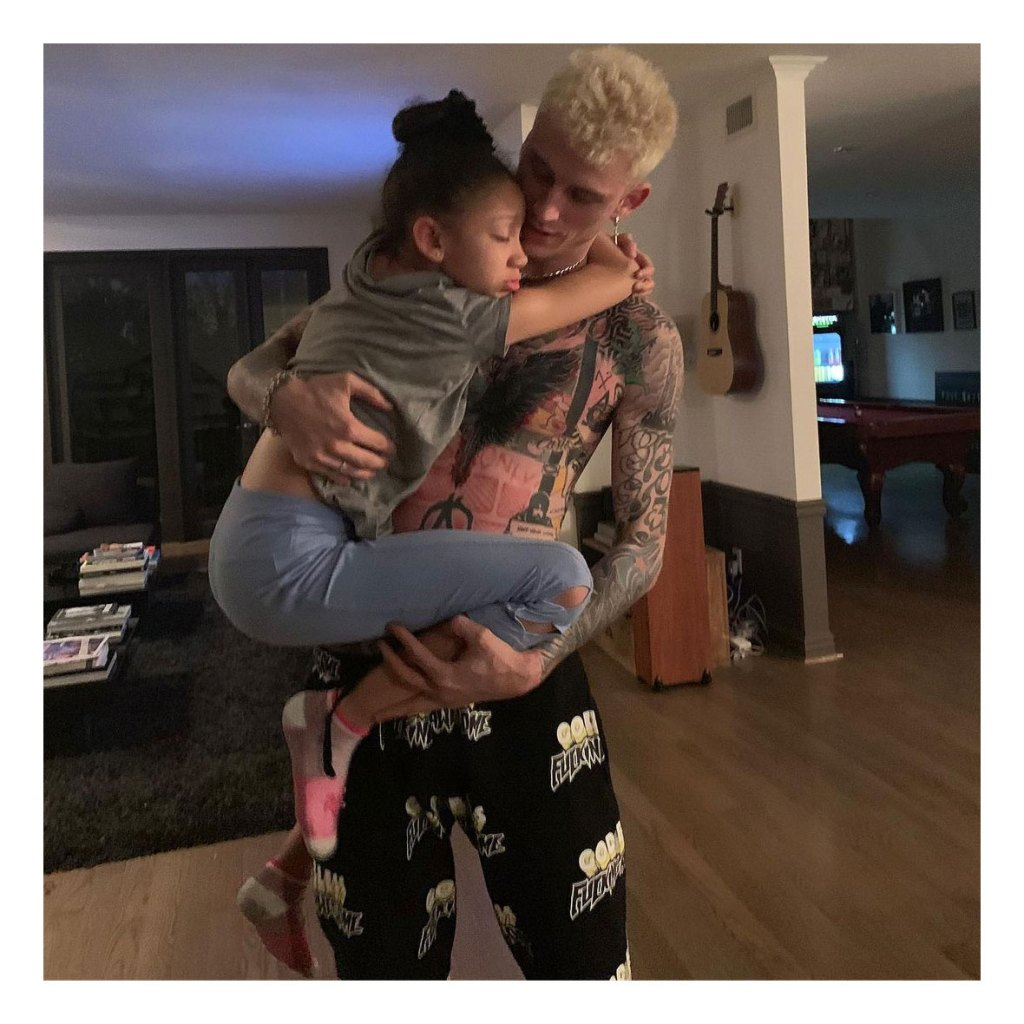 June 2019 Machine Gun Kelly Instagram 08 Machine Gun Kelly Sweetest Moments With Daughter Emma Over the Years