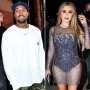 Kanye West 'Could Care Less' About Larsa Pippen's Comments