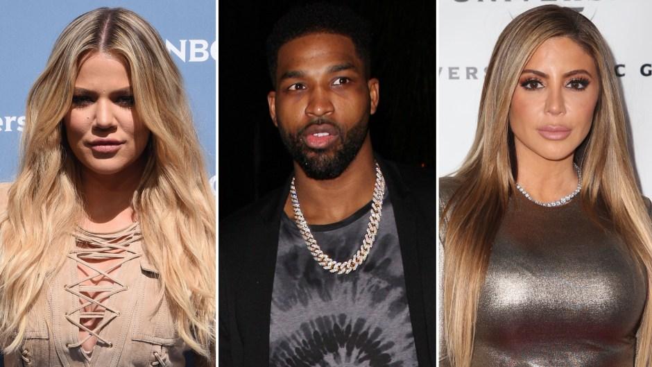 Khloe Kardashian Seemingly Unfollows Tristan Amid Larsa Drama