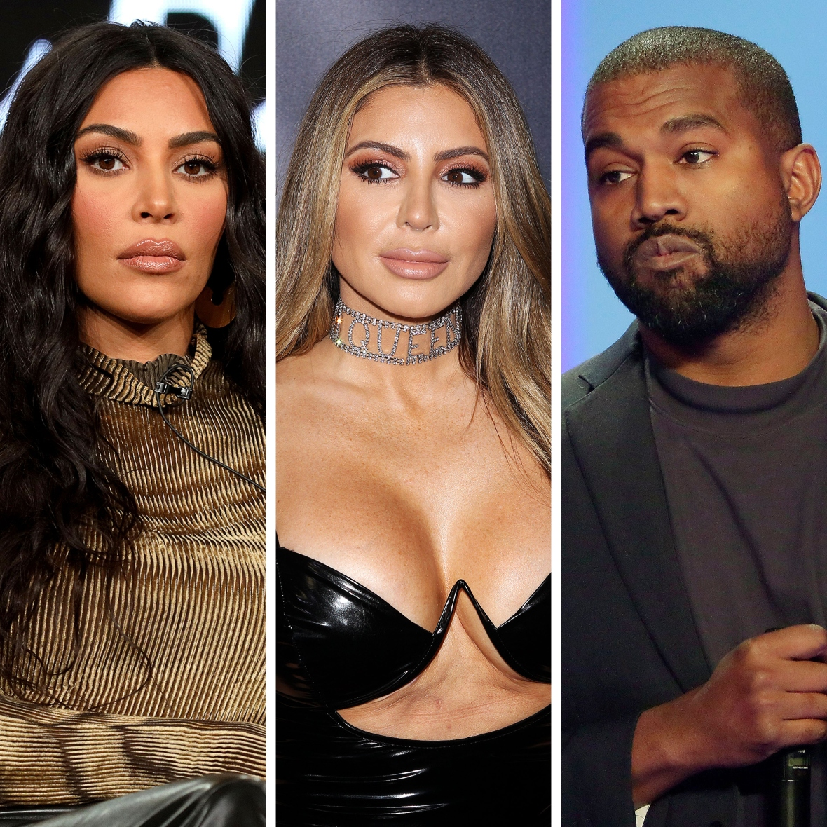 Kim Kardashian Is Really Hurt By Larsa Pippen's Claims About Husband Kanye West