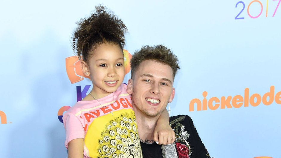 March 2017 Machine Gun Kelly 09 Machine Gun Kelly Sweetest Moments With Daughter Emma Over the Years