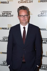Matthew Perry Engaged